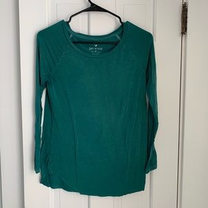 Emerald Green Soft & Sexy Tee